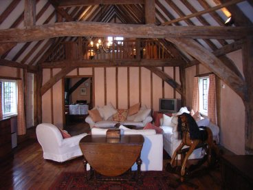 The Barn at The Old Cottage bed & breakfast in Marlow