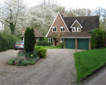 Heathercroft bed & breakfast in Marlow